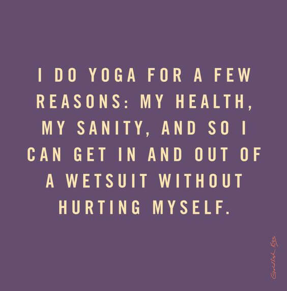 yoga surf quote