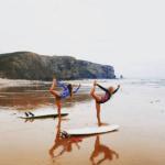 Algarve Girls Surf Camp 2018