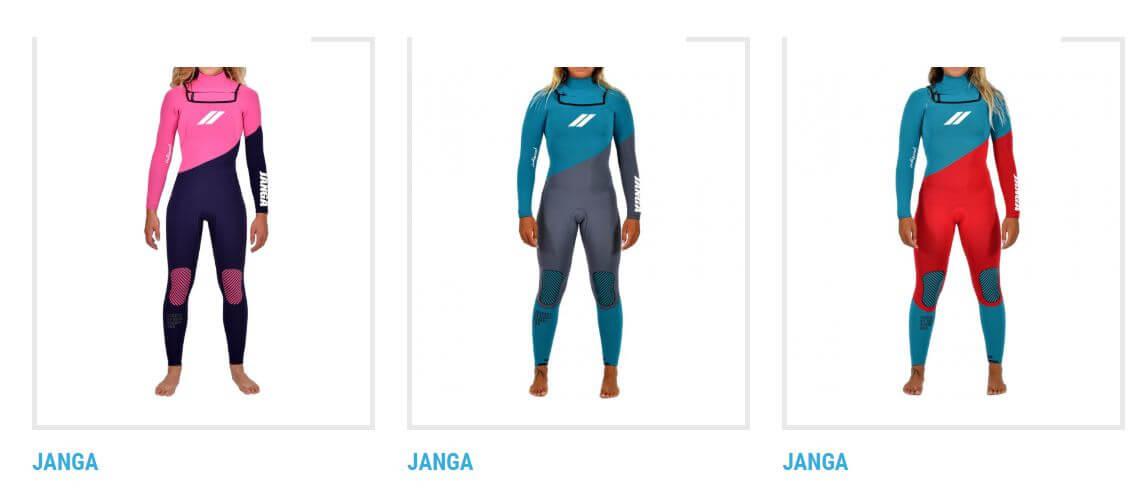 prezent dla surferki pianka Janga w sklepie Hang10