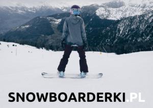 snowboarderki portal dla kobiet kochajacych snowboard