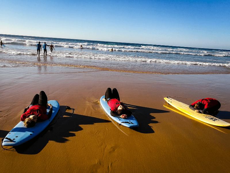 Algarve Girls Surf Camp