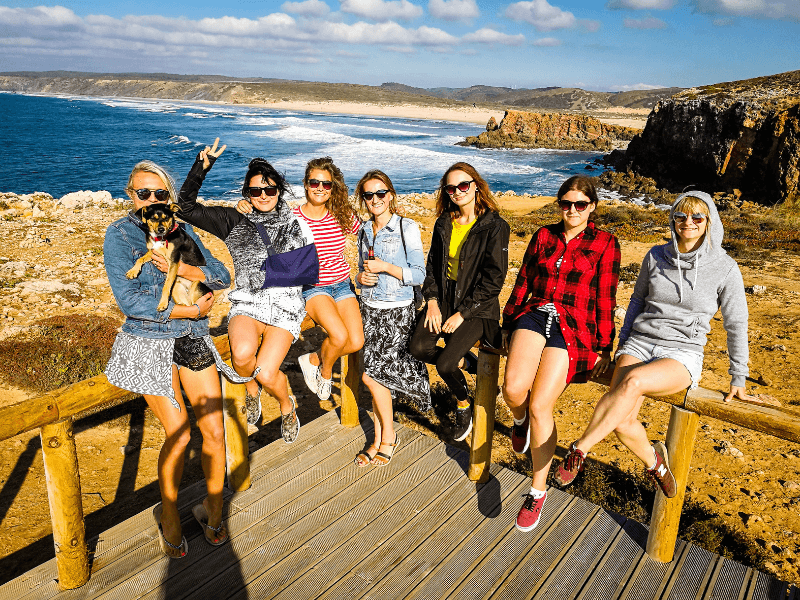 Algarve Girls Surf Camp wycieczka
