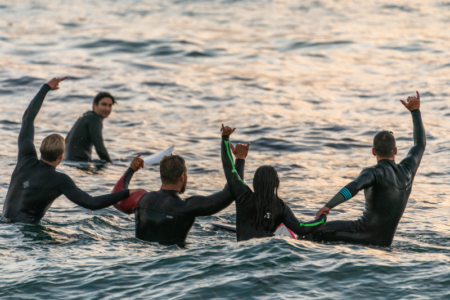 Algarve Mixed Surf Camp 2019