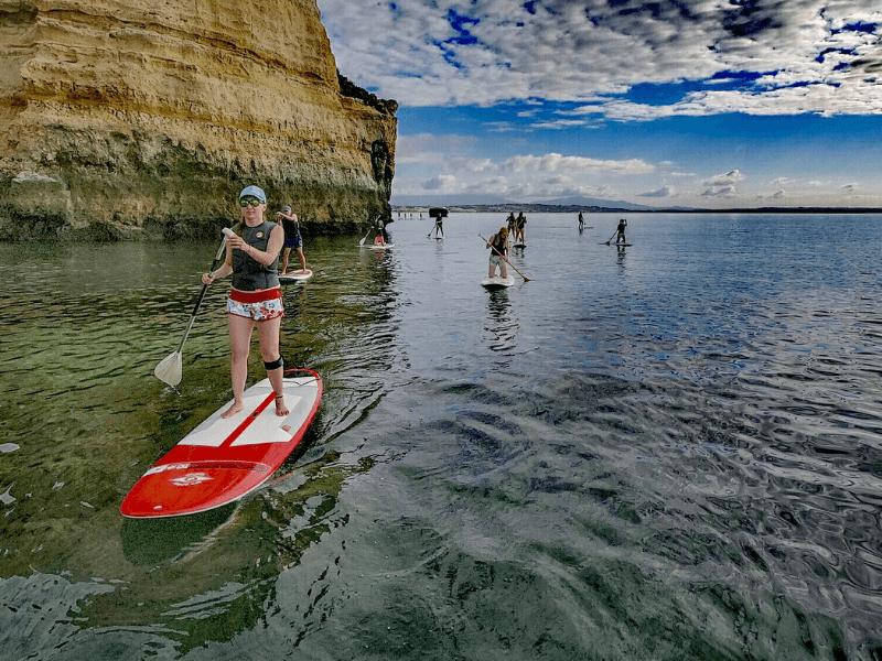 Algarve Girls Surf Camp 2019