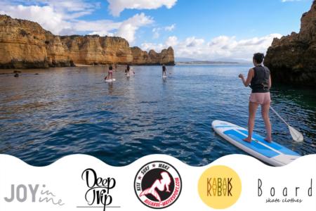 Relacja z Algarve Girls Surf Camps 2019