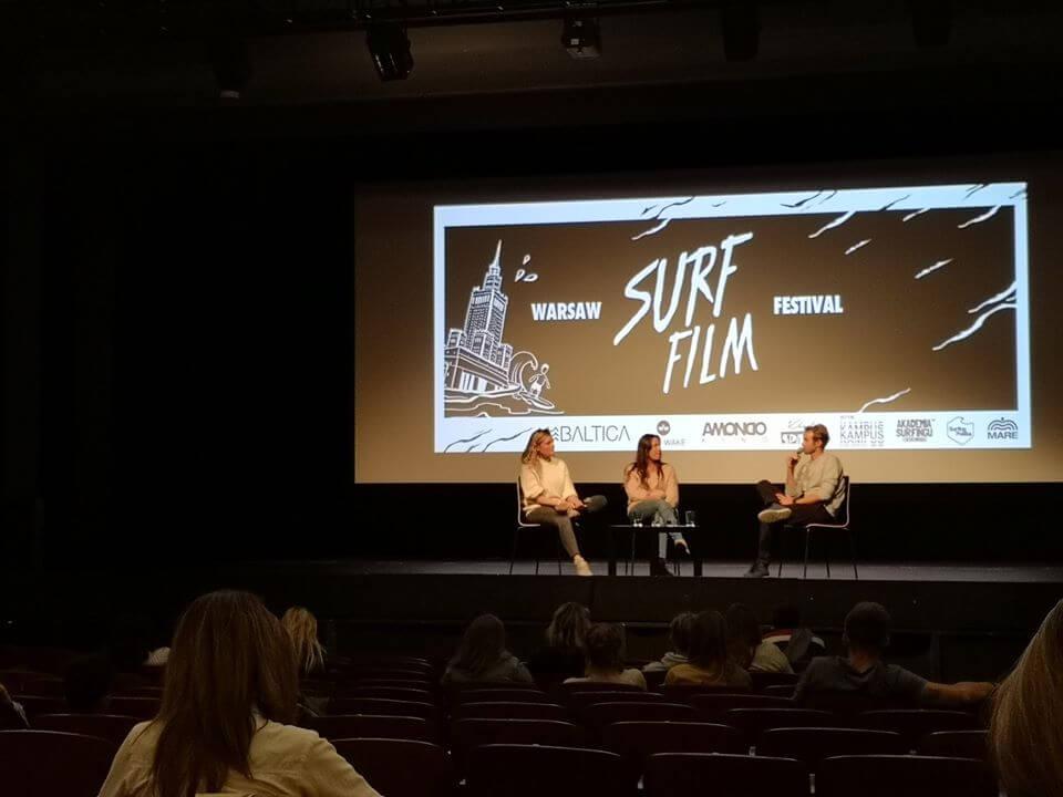 warsaw surf film festival dyskusja po filmie momentum generation