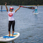 Girls SUP Weekend 2020 – spływ rzeką Marózką