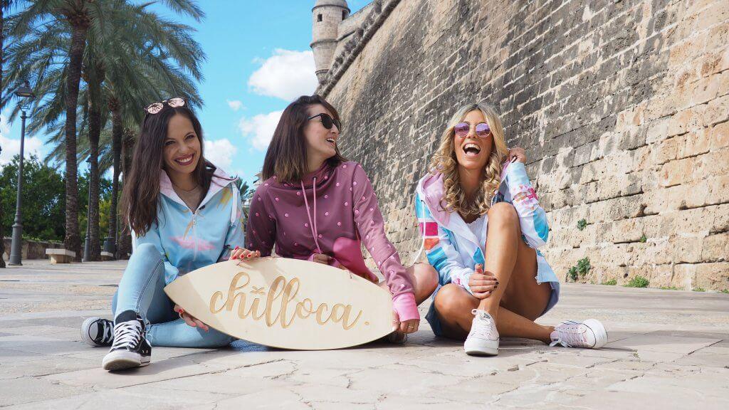 Chilloca surferska marka odzieżowa