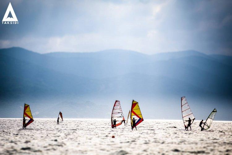 windsurfing w Chorwacji w miejscowości Orebic