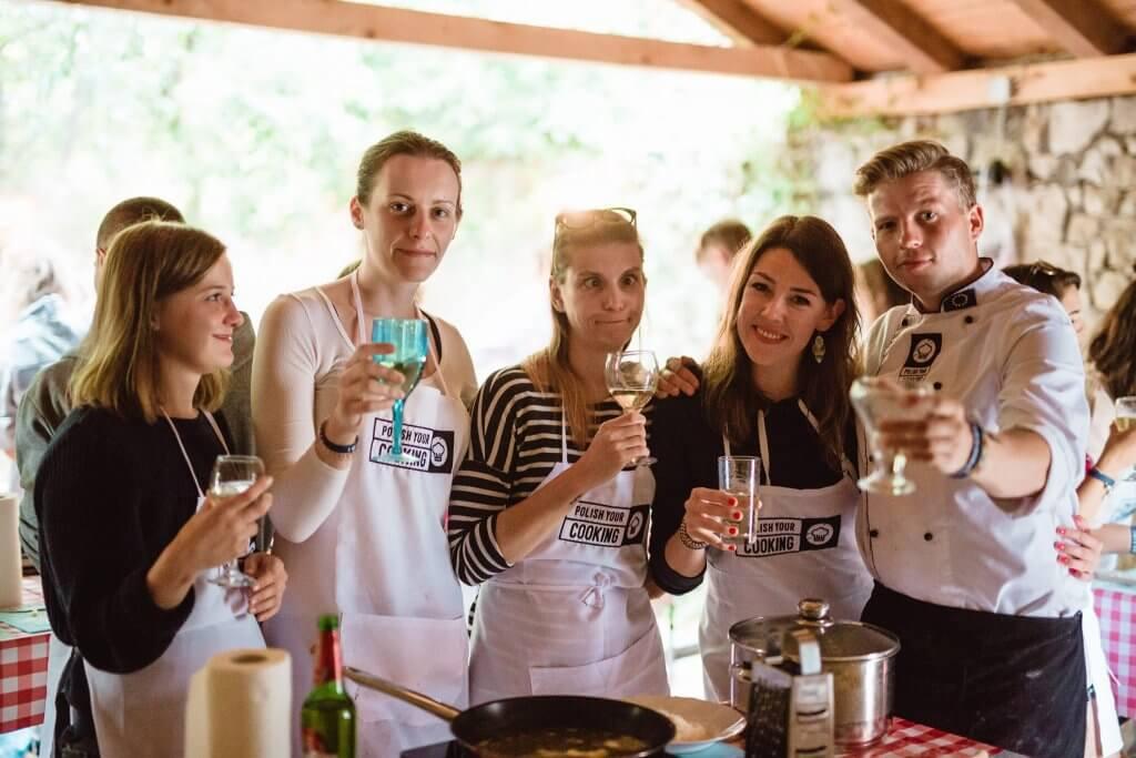 warsztaty kulinarne w Chorwacji