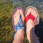 Gumbies – australijskie klapki inspirowane outdoorem